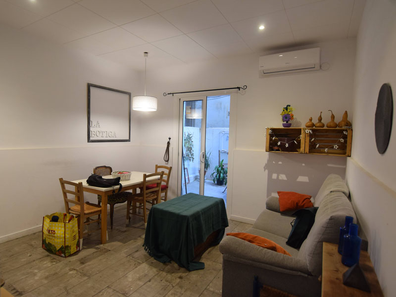 antes home staging salon piso alquiler eixample